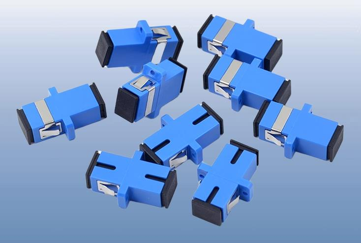 SC-SC光纤适配器
